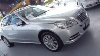 2014 Mercedes Benz Clase E 350 2014 Video Review