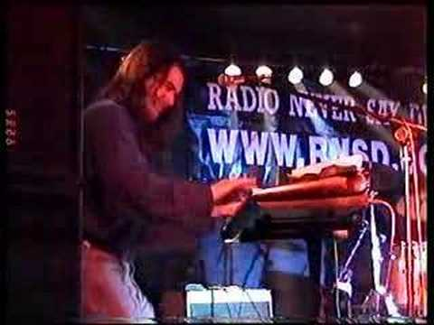 Huw Lloyd-Langton (Hawkwind) in concert - Rocky Paths
