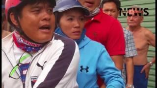Hiệp sĩ bắt người phụ nữ trộm cao thủ - Vietnam News