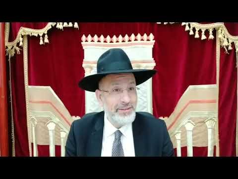 Rabbénou explique Pessah. Pour l élévation de l âme de Shimon Nissim Haï ben Rahel zal