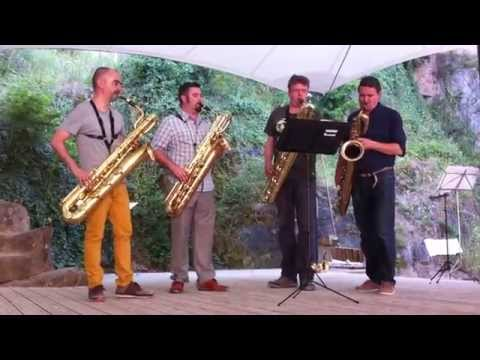 Cant dels Ocells - Baritone Retreat at SaxOpen