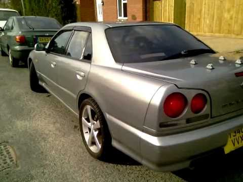 1999 nissan skyline r34 gts neo6 legal autos post. Black Bedroom Furniture Sets. Home Design Ideas