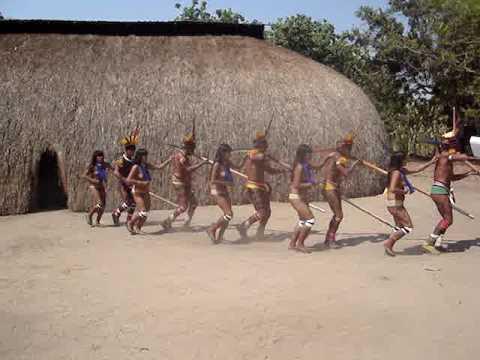 Xingu - indios