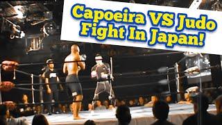 Capoeira MMA Fighter VS Judo MMA Fighter In An MMA Fight