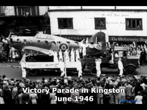 Kingston Aviation Story Part 1 - The Pioneering Years 1910 - 1913 (Running time 18 minutes)