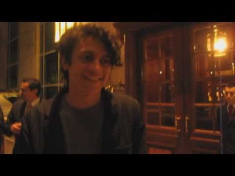 Arin Ilejay new drummer from Avenged Sevenfold (A7X) meeting fans in Santiago, Chile 2011