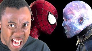 AMAZING SPIDER-MAN 2 SINISTER SIX : Black Nerd Rants