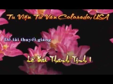 Lễ Bái Thanh Tịnh (Kỳ 1)
