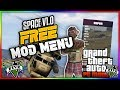GTA 5 ONLINE MOD MENU PC FREE SPACE FREE DOWNLOAD