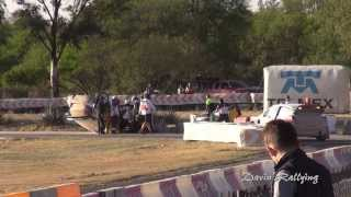 Vid�o WRC Rally Guanajuato Mexico 2014 - Robert Kubica Crash SSS10