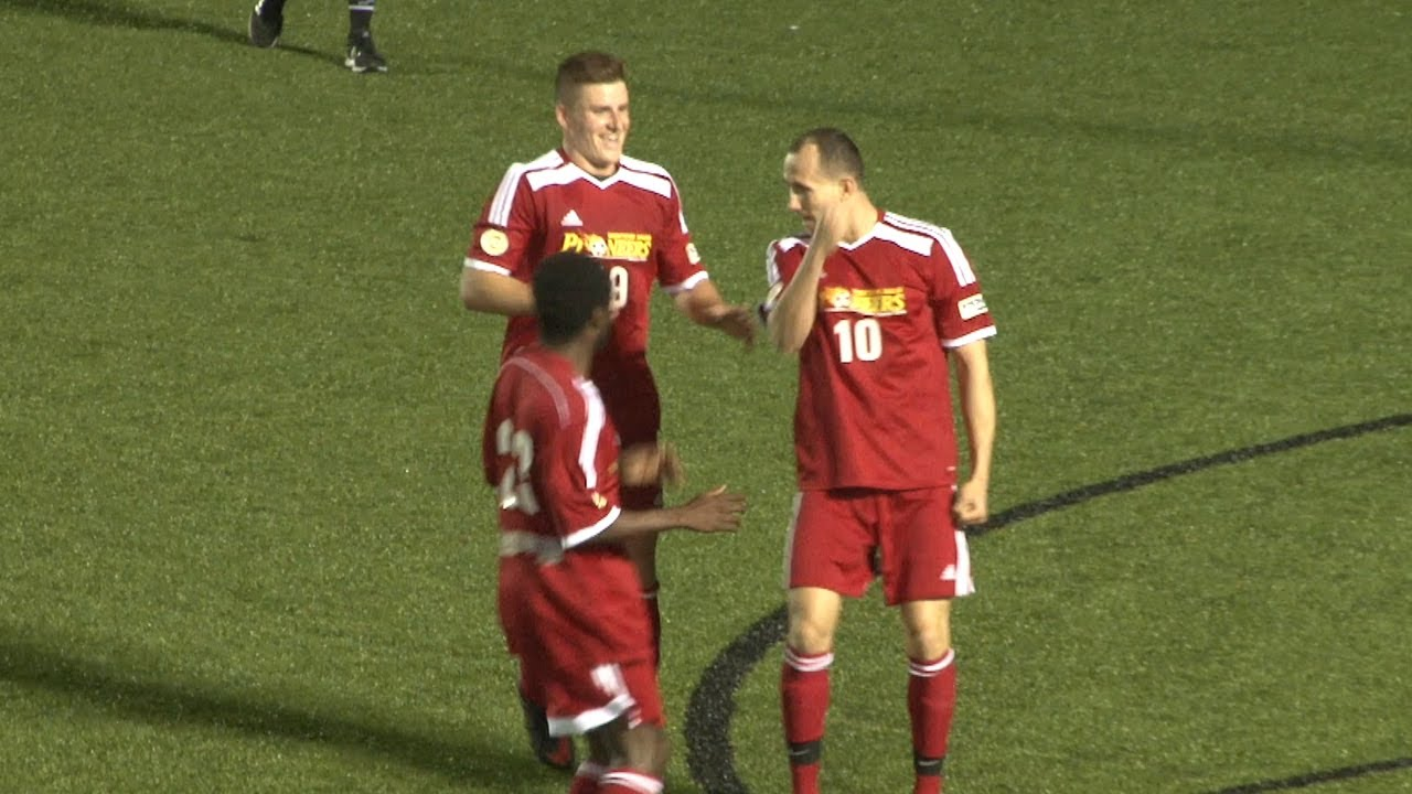 West Mass Pioneers 4-1 Mass Premier Soccer