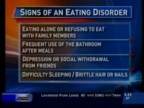 Good Growing: Eating Disorders in Teenage Boys