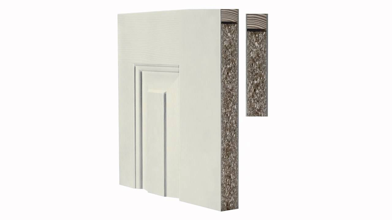 Lowes solid core interior doors youtube for Solid wood doors lowes