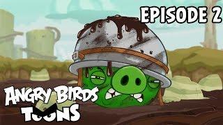 Angry Birds Toons #2 - Kde je moja koruna?