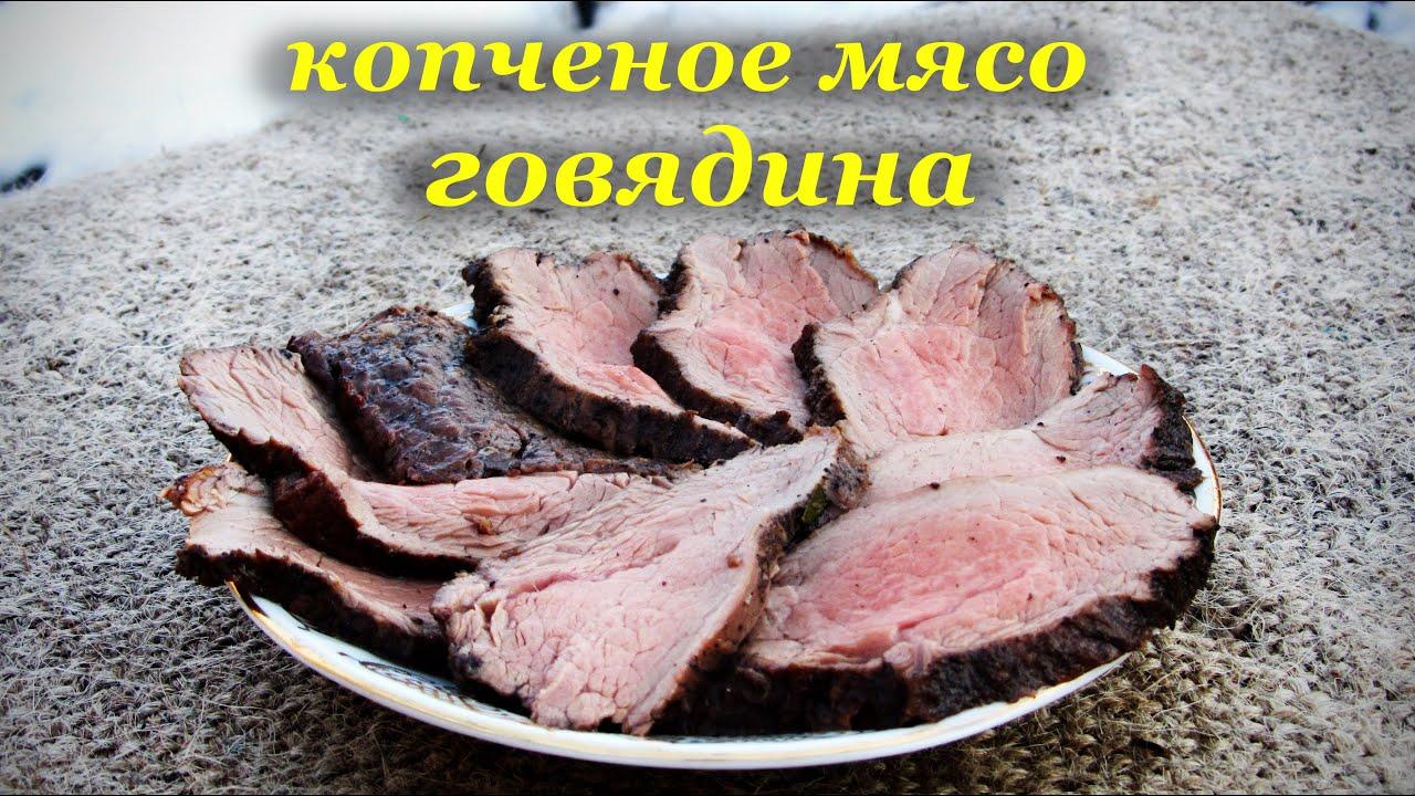 Рецепт копчёного мяса в домашних условиях в коптильне