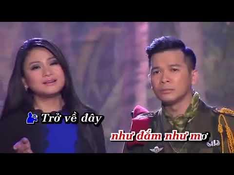 Don Xua Nay Nho Xuan Xua Karaoke Song Ca Voi Thien Chi