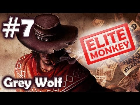 Call of Juarez Gunslinger - Walkthrough Part 7 - Grey Wolf [No Commentary] [HD PC]