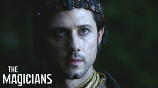 THE MAGICIANS | Season 3, Episode 1: Sylvan Strangers | SYFY
