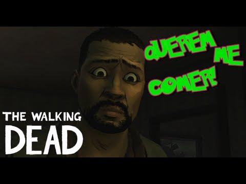 THE WALKING DEAD #12 TÃO QUERENDO ME COMER!