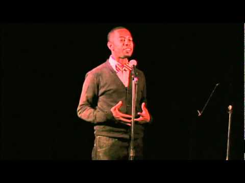 "Rudy Francisco performs ""Chameleon"""