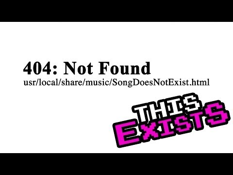 These songs do not exist