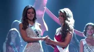Watch: Paulina Vega crowned Miss Universe 2014
