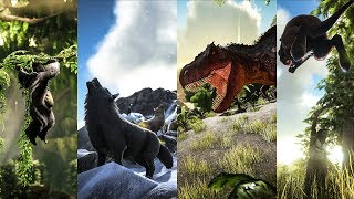 "ARK: Survival Evolved - ""TLC Phase 1"" Frissítés"
