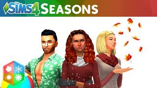 The Sims 4 Seasons: Fan-Trailer