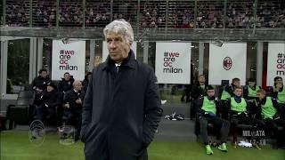 Milan-Atalanta 0-2 - 18^ giornata - Serie A TIM 2017/2018 - Highlights