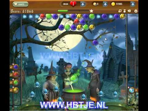 Bubble Witch Saga level 15
