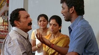 Nasser arranges Nadhiya's second marriage - Thaamirabharani