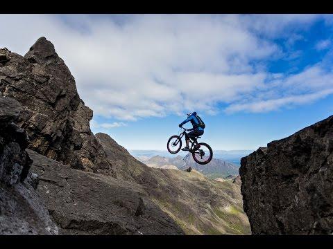 The Gap: Danny Macaskill Making 'The Ridge'