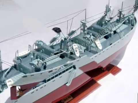 LIBERTY - WOODEN HANDICRAFT MODEL - WOODEN MODEL SHIP