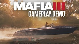 Mafia III - Gameplay Demo