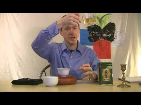 Tea Review 355: China Cha Dao's 2011 MingQian LongJing Grade 1 June 2011