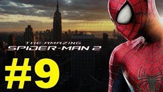The Amazing Spider-Man 2 : Gameplay Walkthrough Part 9