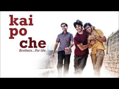 Kai Po Che   Official Trailer 2013 I Sushant Singh Rajput, Amit Sadh, Raj Kumar Yadav