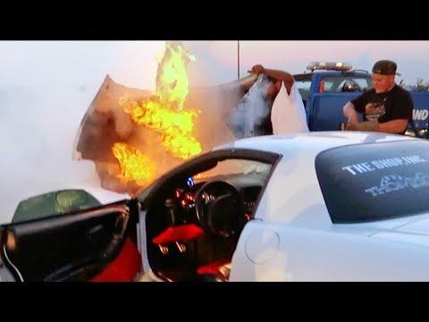 My WORST FEAR… Unicorn C5 ON FIRE