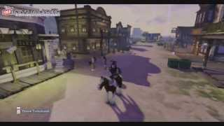 Disney Infinity Unlocking The Lone Ranger Crow Pack