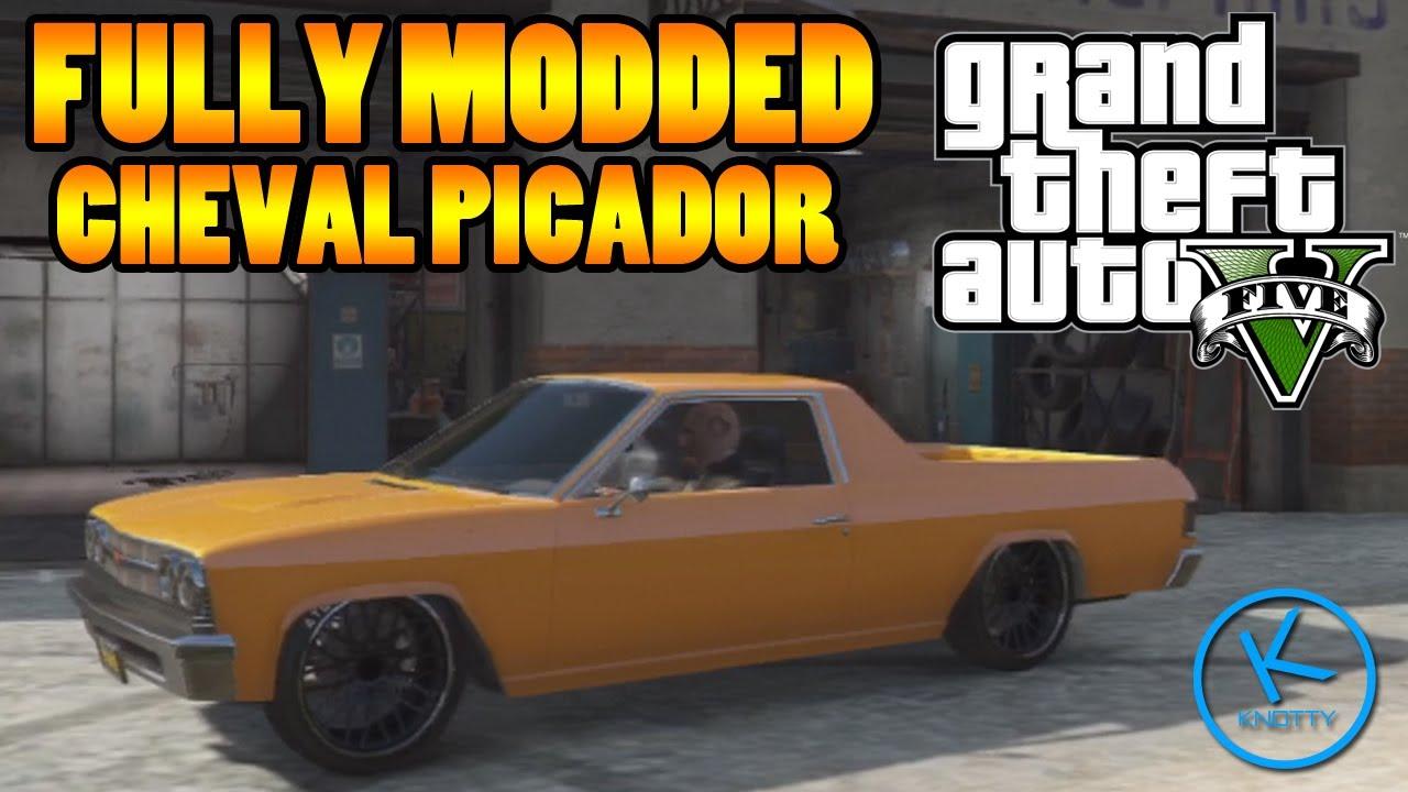 GTA 5 Fully Mod...