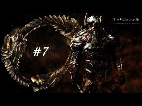 The Elder Scrolls Online (Part 7) The Aldmeri Dominion - Dark Elf Sorcerer