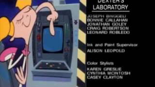Dexter's Laboratory Outtro