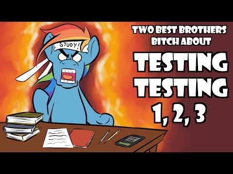 TBBBAP Episode 18: Testing, Testing, 1, 2, 3 (MLP:FiM Season 4 Episode 21)