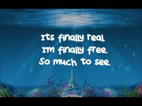 Barbie In A Mermaid Tale - Summer Sunshine w/lyrics