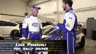 Guida e setup nel Rally