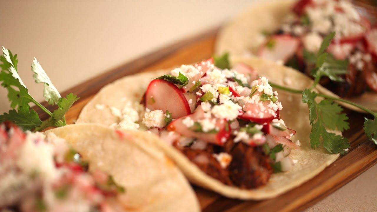 Fall Taco Dinner Party Menu of Recipes || KIN EATS - YouTube