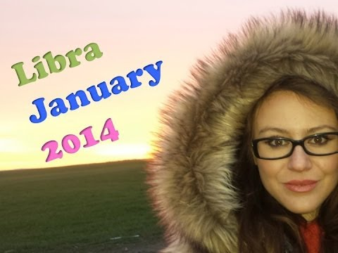 LIBRA JANUARY 2014 with astrolada.com