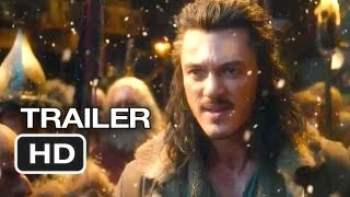 The Hobbit: The Desolation Of Smaug Official Trailer #2