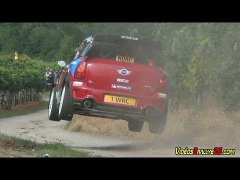 WRC ADAC Rallye Deutschland 2012  [HD]
