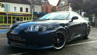aston project (hyundai coupe) videos